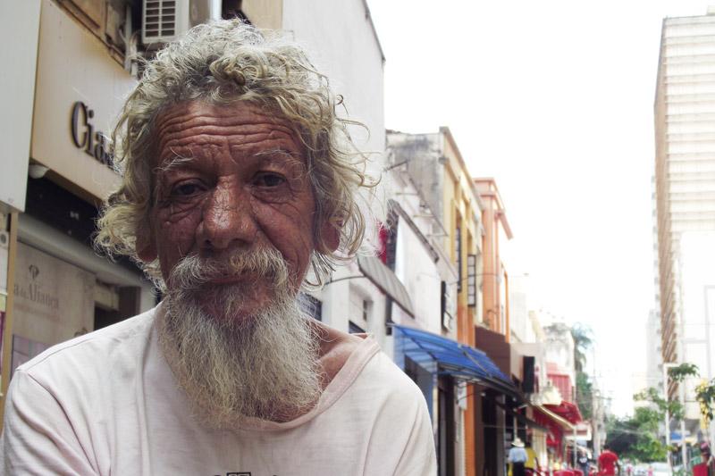 Wellington Tonelli astro do futebol nas praças de Ribeirão