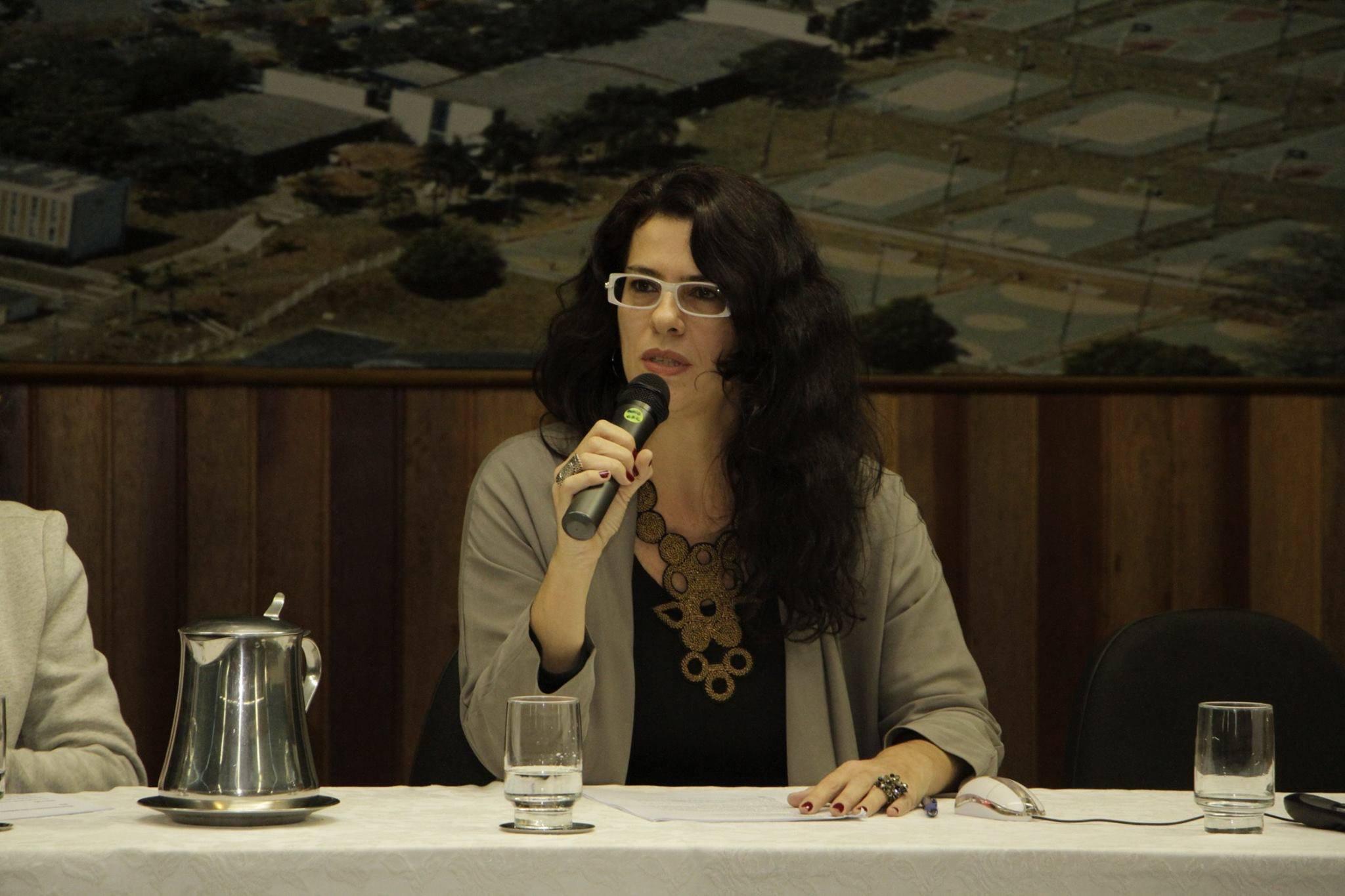 professora Ana Carolina Maciel da Unicamp História Oral