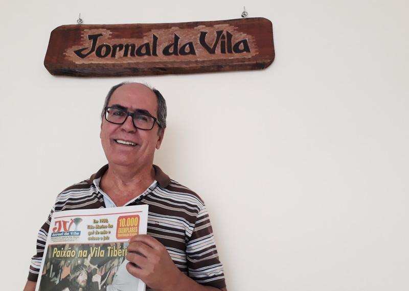 Jornal da Vila Tibério Fernando Braga