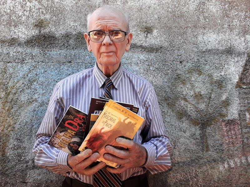 Rubens Lucchetti mestre do Pulp Fiction
