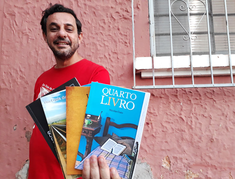 Guto Nicolas poeta Ribeirão Preto