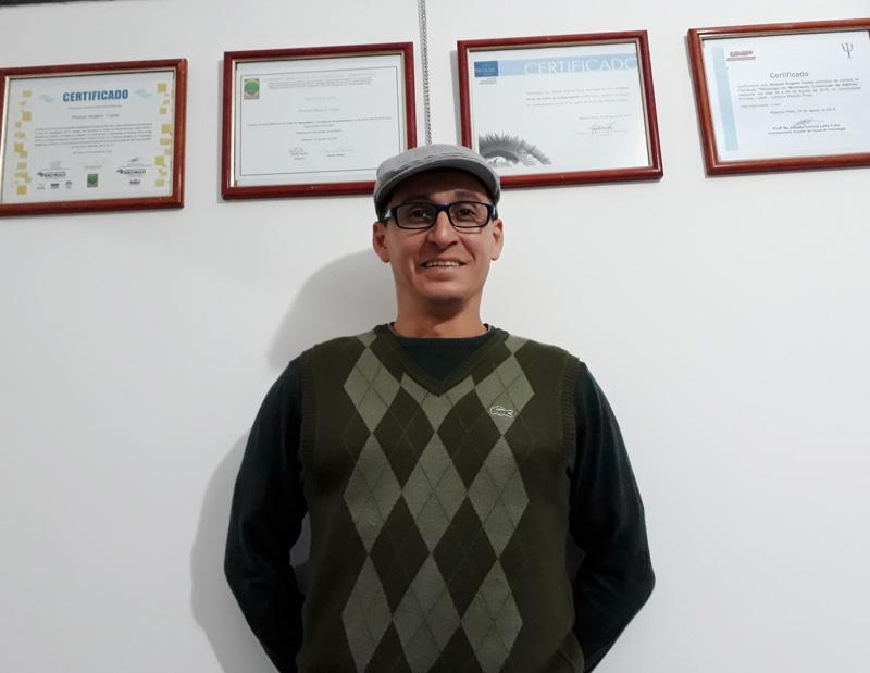 Ricardo Tostes ONG Mudando Vidas Ribeirão Preto
