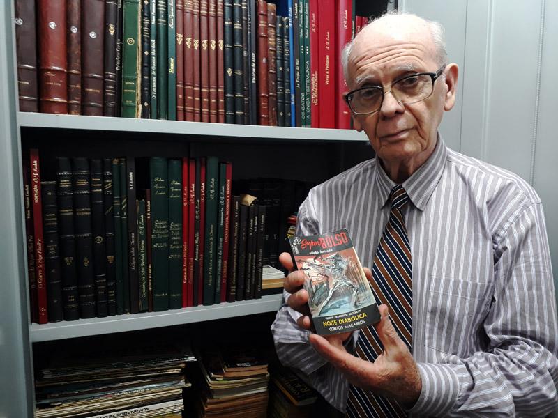 Rubens Lucchetti cineasta e roteirista Pulp Fiction