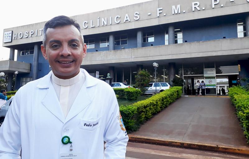 Padre Jô Hospital das Clínicas de Ribeirão Preto - História do Dia