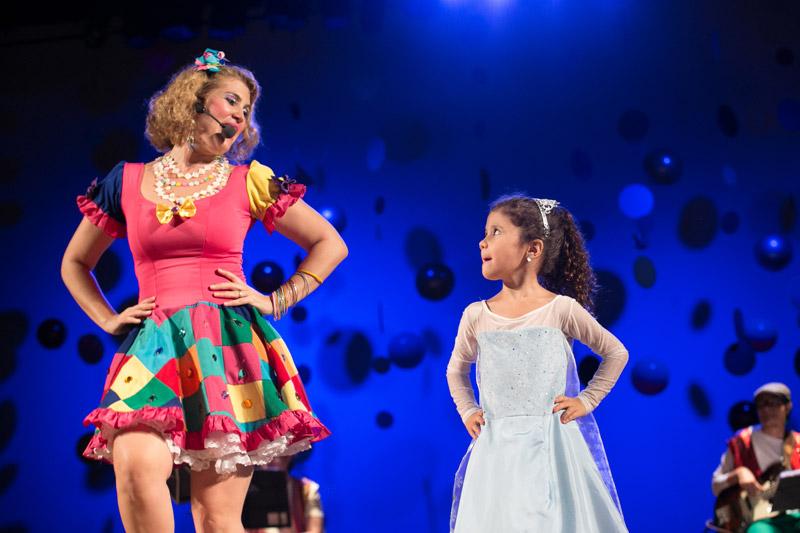 Mariana Mestriner Canto Kids História do Dia