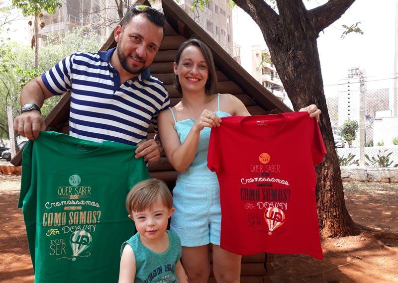 Síndrome de Down - Ribeirão Preto - História do Dia