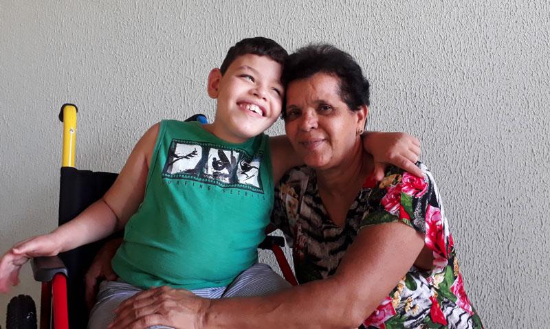 História de Adoção Ribeirão Preto Eva Chivite
