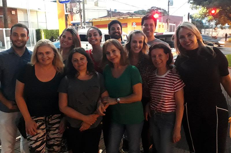 Grupo anjos da cidade RP - Ribeirão Preto