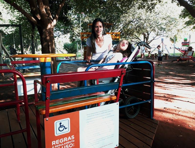 Projeto Duda Nalini Parques Inclusivos Ribeirão Preto