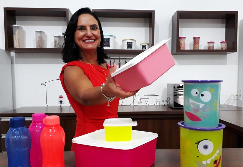 Jonecy Boeno Tupperware Ribeirão Preto