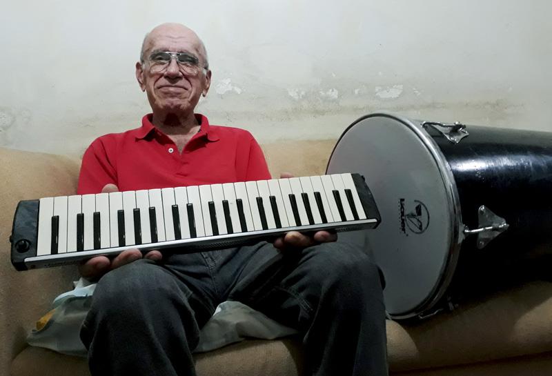 Projeto Choro da Casa Ribeirão Preto História do Dia