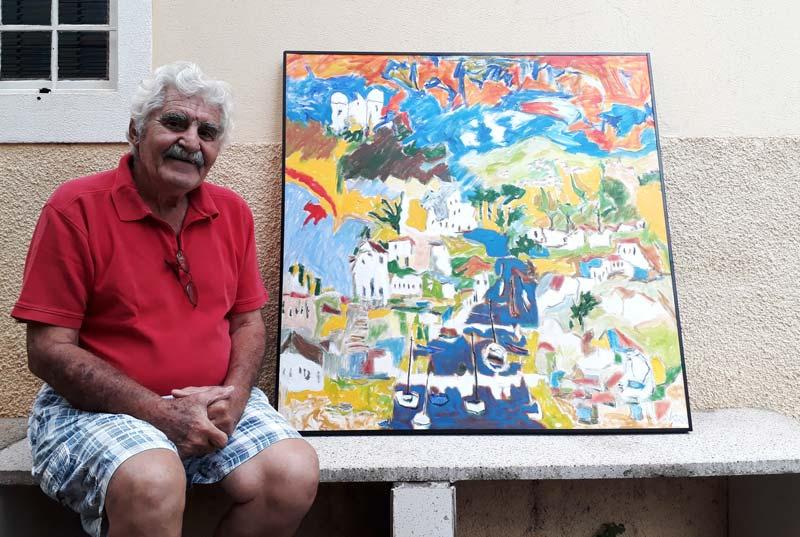 Varne pintor Lar Padre Euclides Ribeirão Preto História do Dia