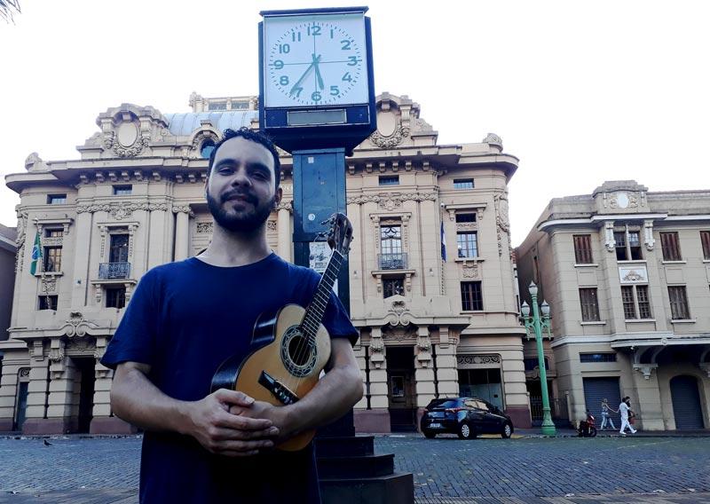 Alexandre Projeto Choro da Casa Ribeirão Preto História do Dia