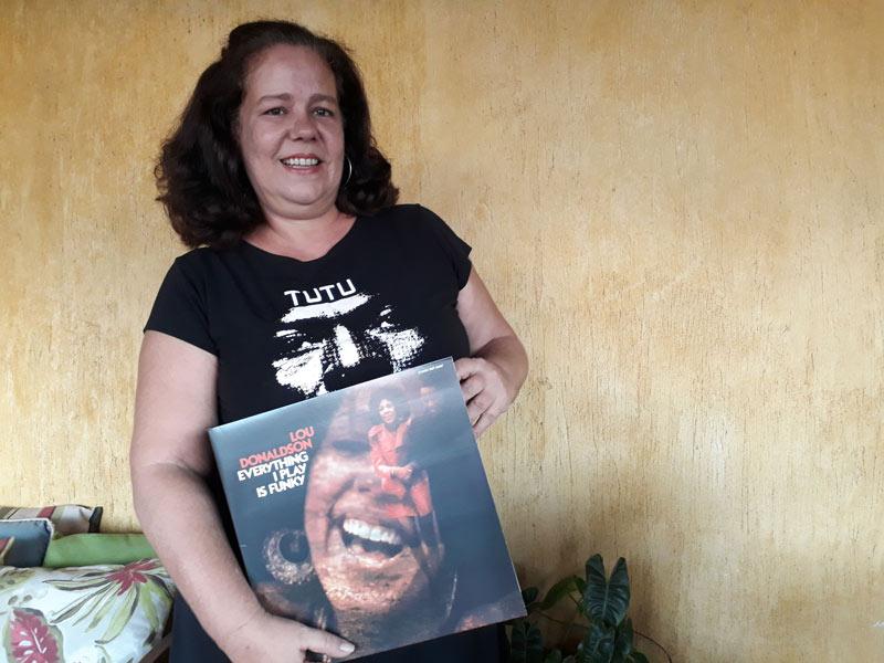 Simone Duboc Tutu coletivo de Dj Ribeirão Preto