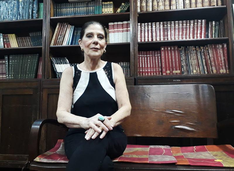 Heloísa Martins Alves professora Ribeirão Preto
