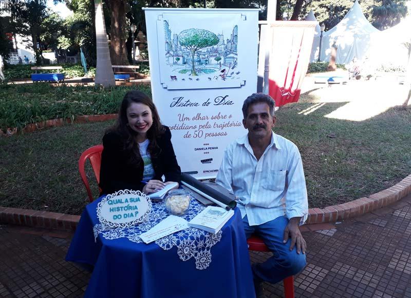 Feira Nacional do Livro de Ribeirão Preto - História do Dia