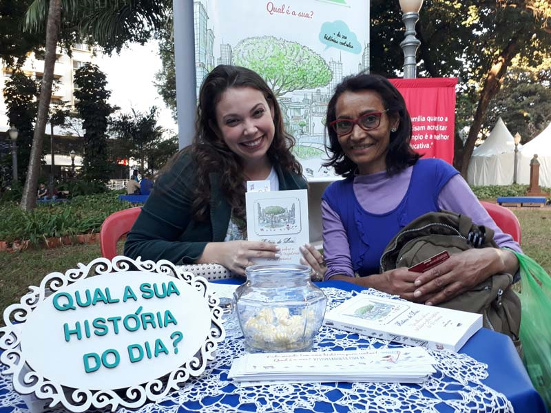 Feira Nacional do Livro Ribeirão Preto História do Dia