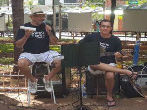 Samba do Bem banda Ribeirão Preto História do Dia