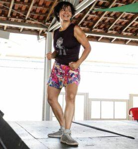 Lê Gambalonga professora de dança Ribeirão Preto História do Dia