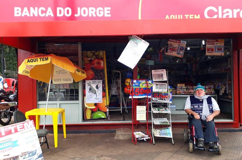 Banco do Jorge Centro Ribeirão Preto