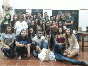 Grupo Felizidade USP Ribeirão Preto