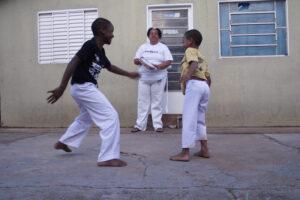 Mestre Saruê capoeira Ribeirão Preto
