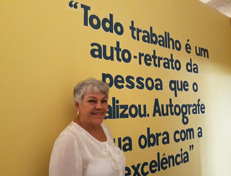 Carminha secretaria de cultura Ribeirão Preto