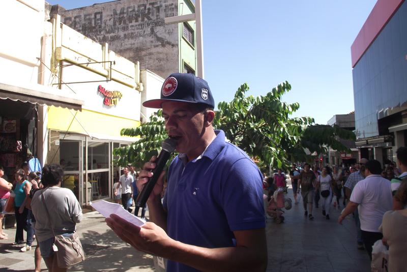 David Willian locutor de rodeio Ribeirão Preto