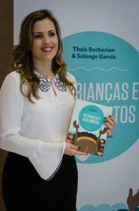 Solange Garcia feira do livro ribeirão preto