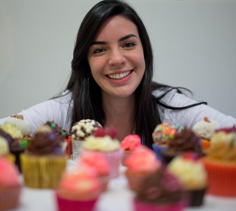 Isa Lepera do Cupcakes By Isa