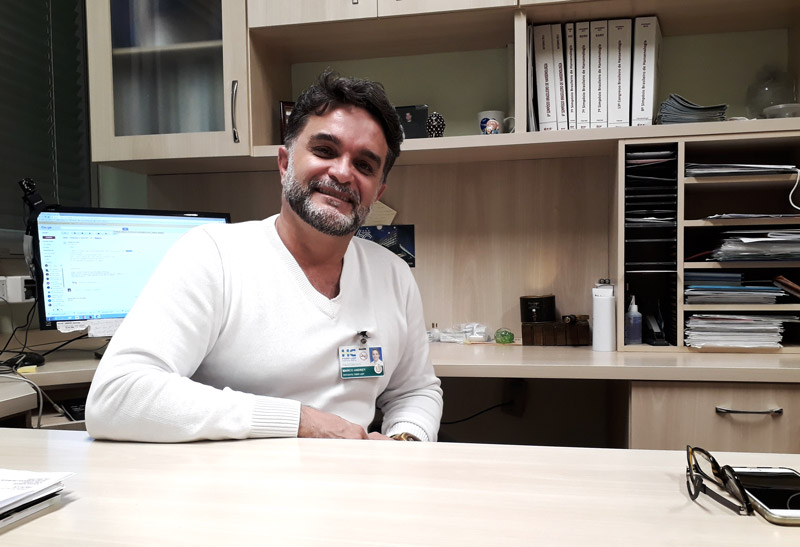 Marco Andrey Cipriano: Sociedade Brasileira de Hansenologia