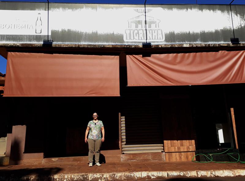 Bar da Tigrinha em Jurucê