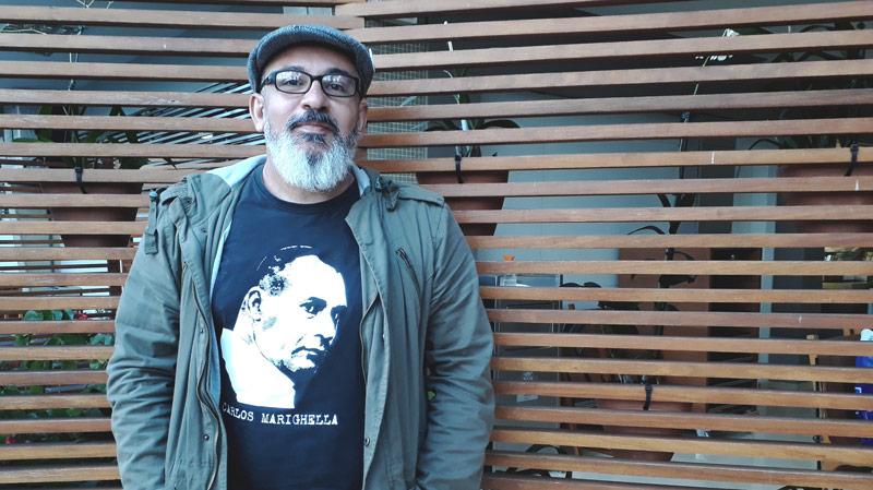 Professor João Aguiar penitenciária de Serra Azul