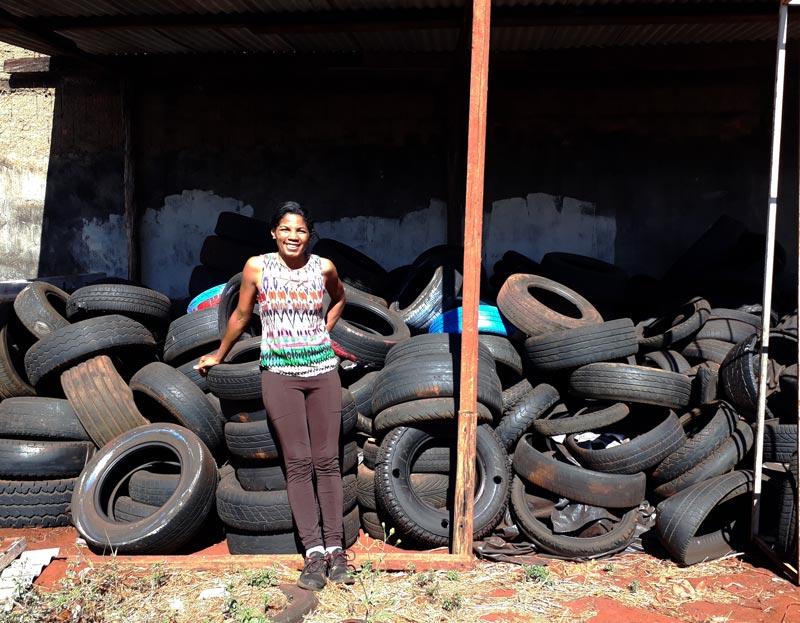 Kelly Cristina da Silva ecodesing Ribeirão Preto