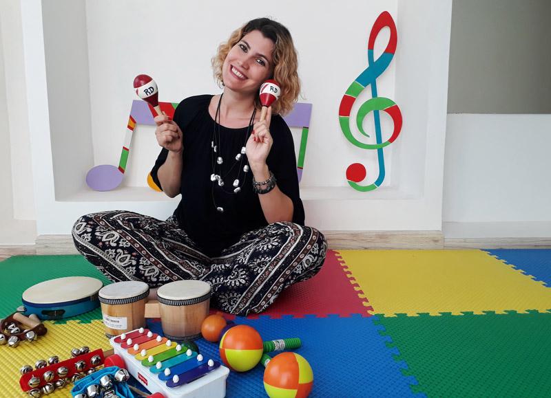 Mariana Mestriner Canto Kids Ribeirão Preto