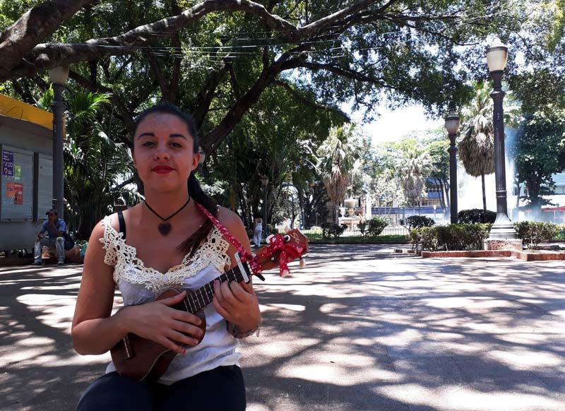 Alomay cruzou a América Latina de carona