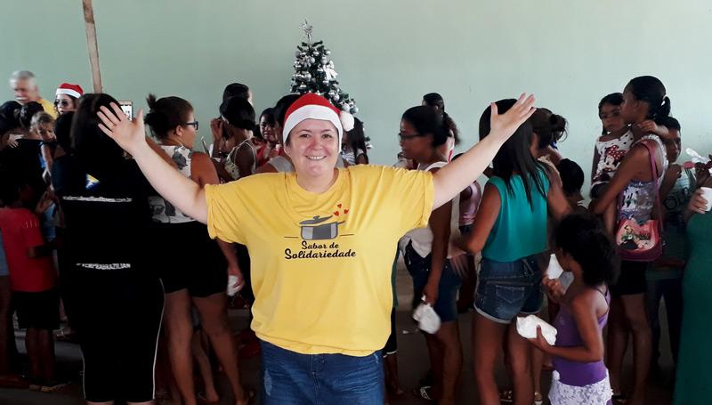 Grupo Sabor de Solidariedade Ribeirão Preto - História do Dia