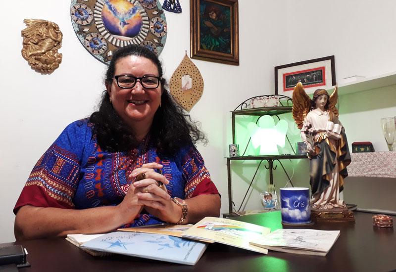 Cristiane Bezerra angeóloga Ribeirão Preto
