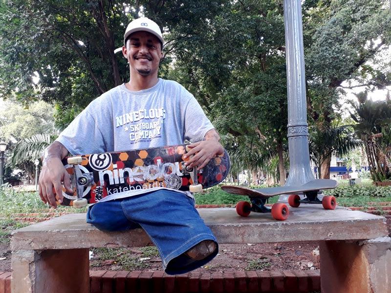 Ruan Felipe Skatista Ribeirão Preto
