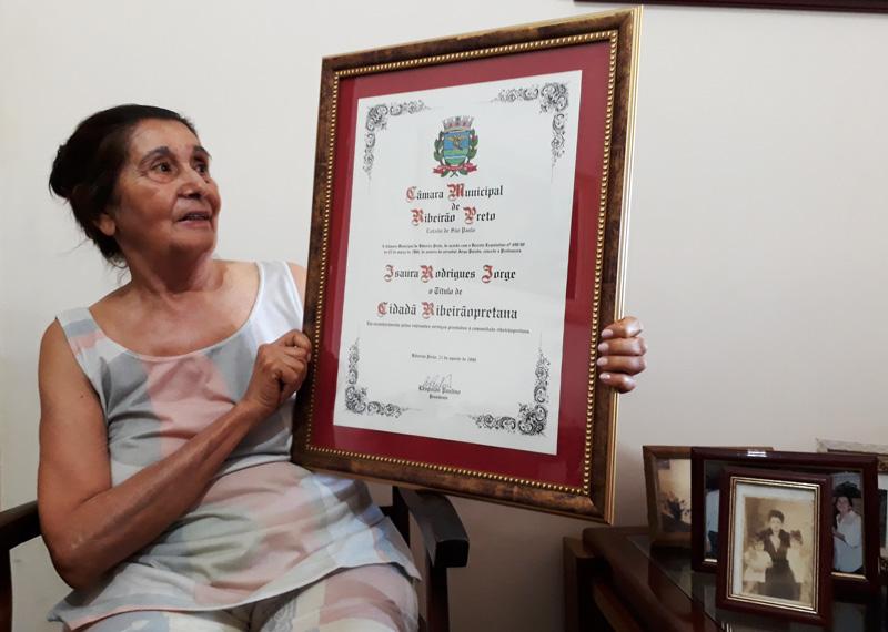 Isaura Rodrigues Jorge escola Fábio Barreto Ribeirão Preto