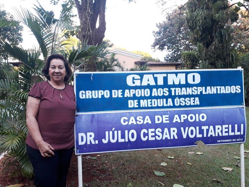 Grupo de Apoio do Transplante de Medula Óssea HC Ribeirão Preto