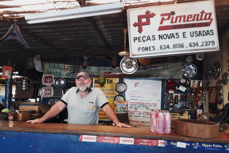 Pimenta autopeças Campos Elíseos Ribeirão Preto