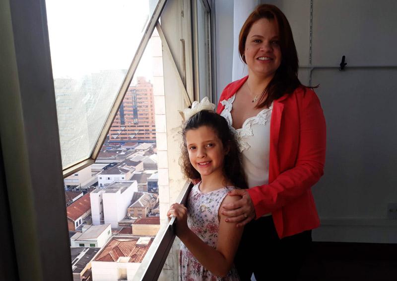 História de Mãe Ribeirão Preto Nayra Belém