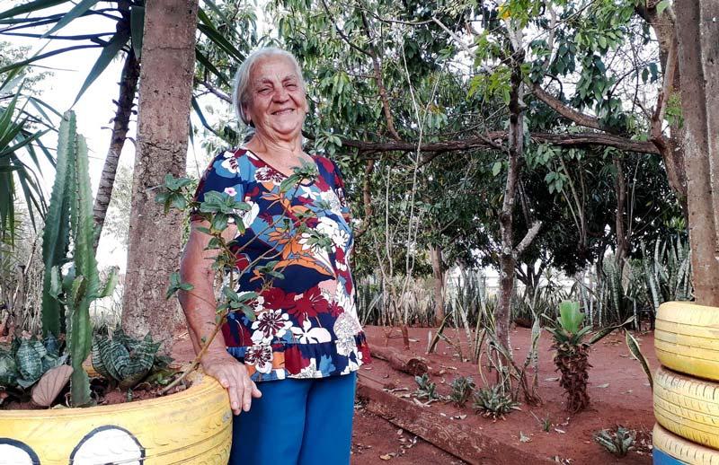 Odete Falvo da Silva jardim portinari Ribeirão Preto