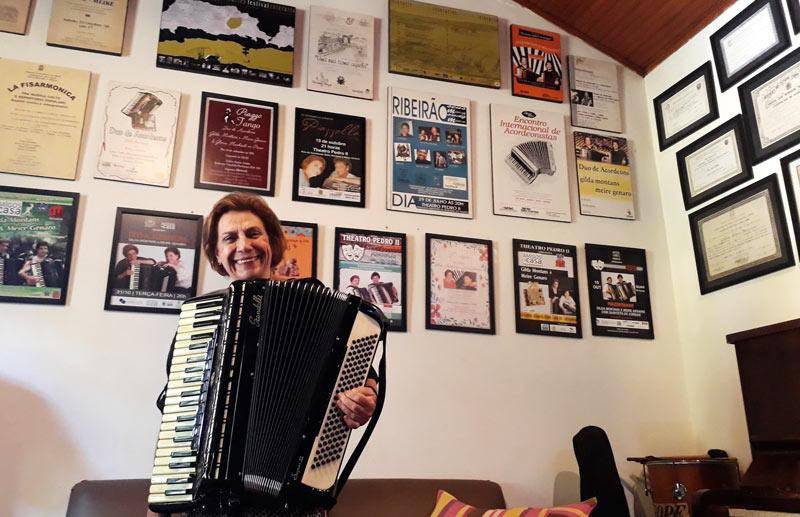 Gilda Montans Duo de Acordeons