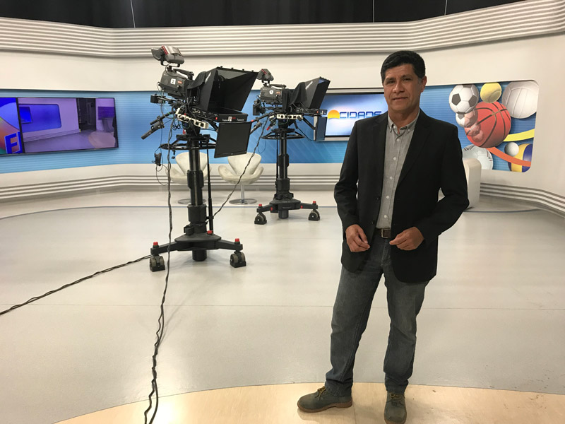 João Carlos Borda EPTV Ribeirão Preto