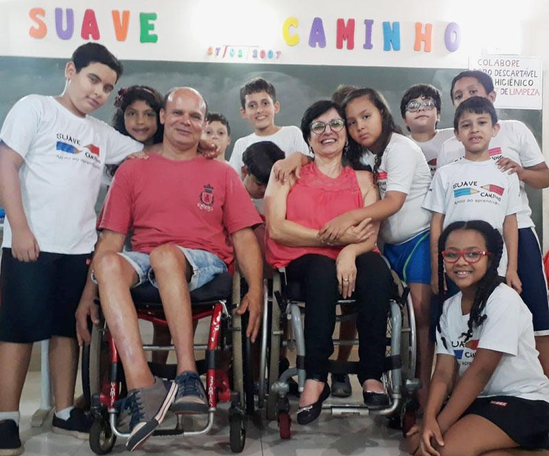 Projeto Suave Caminho Ribeirão Preto