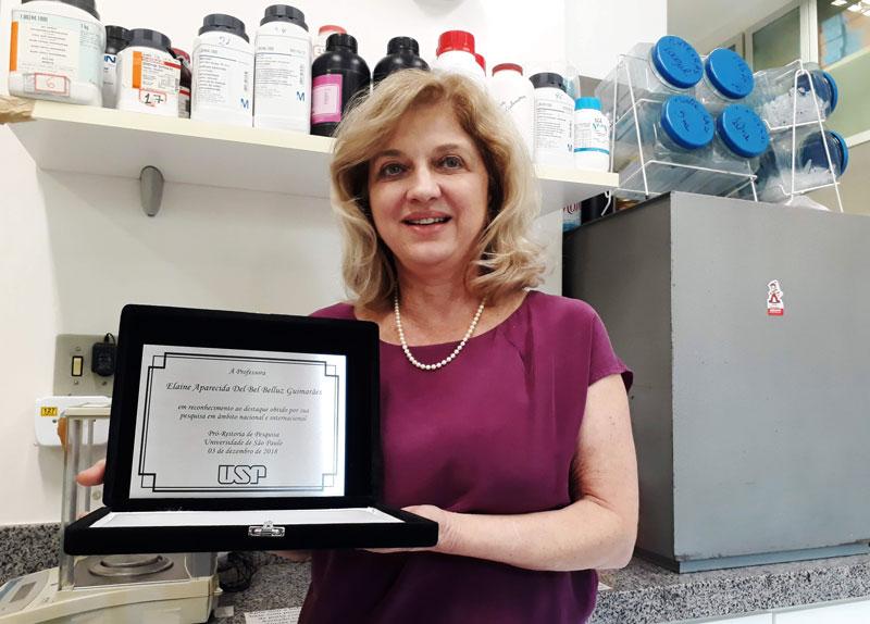 Elaine Del Bel pesquisa parkinson USP Ribeirão Preto