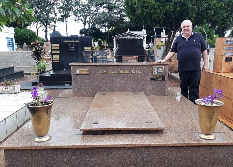 Robertinho som preparou o próprio túmulo