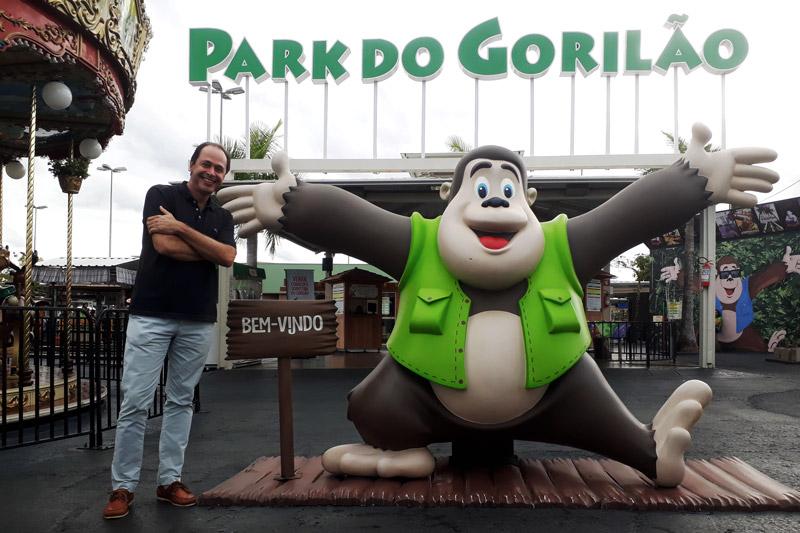 Park do gorilão Ribeirão Preto